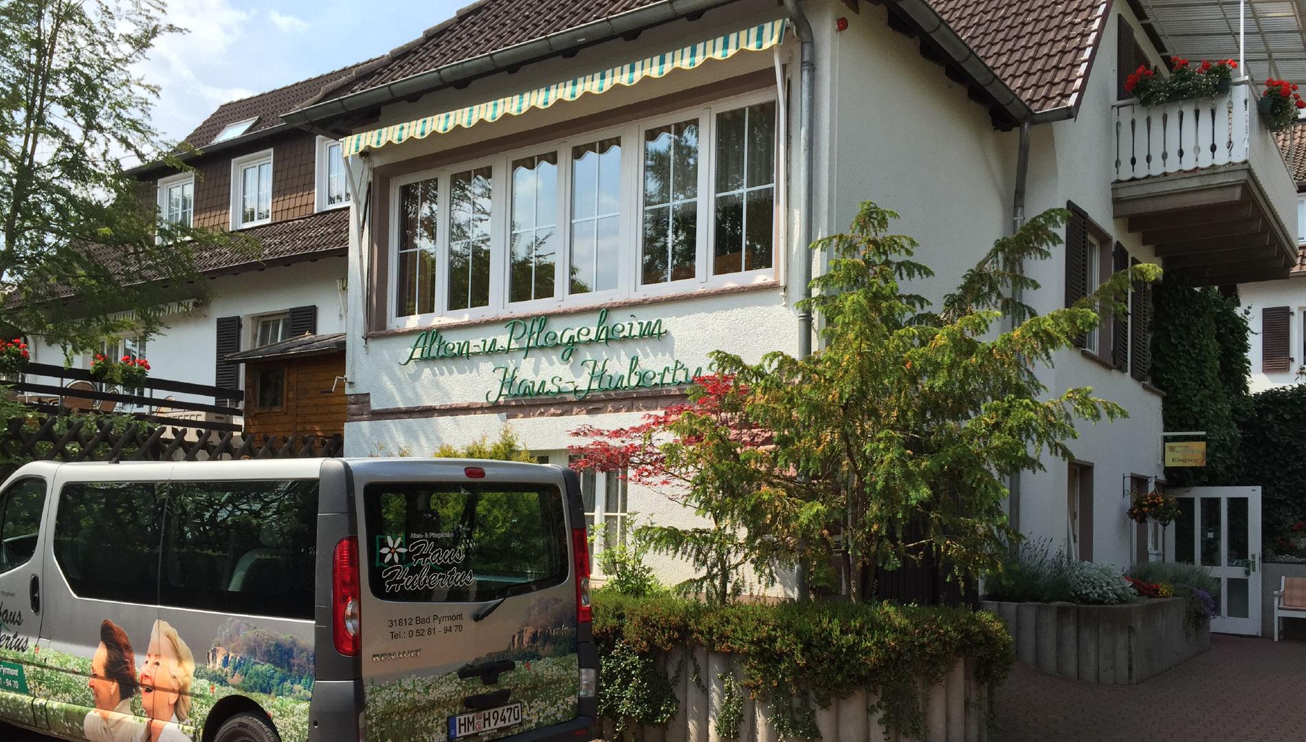 Stationäre Pflegeeinrichtung Alten & Pflegeheim Haus Hubertus