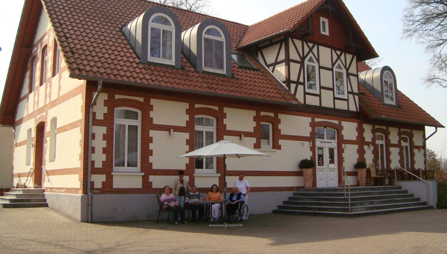 Stationäre Pflegeeinrichtung Pflege- & Betreuungszentrum Landsitz Hohenholz