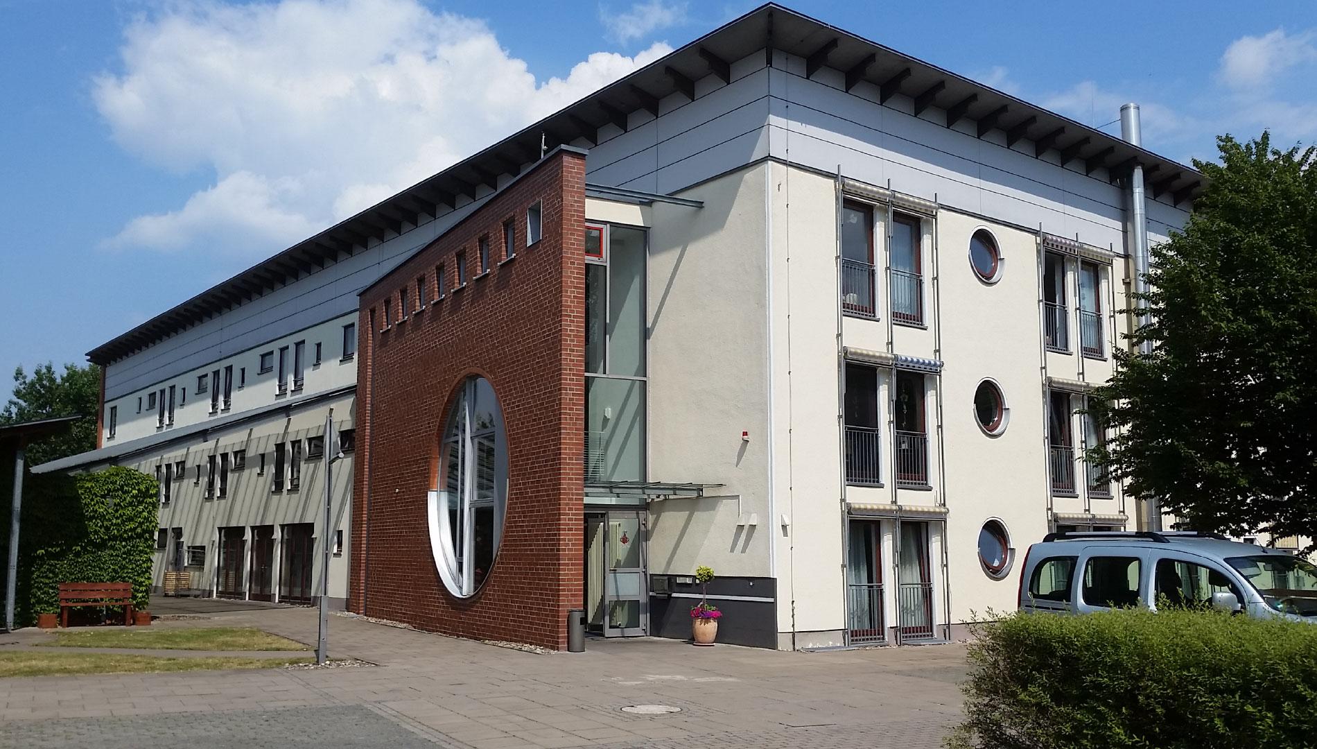 Stationäre Pflegeeinrichtung Pflege- & Betreuungszentrum in Landsitz Weseraue